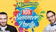 A Mirabilandia sabato 27 agosto, RDS Summer Party!