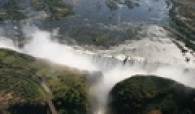 Un parco ai piedi Cascate Vittoria?